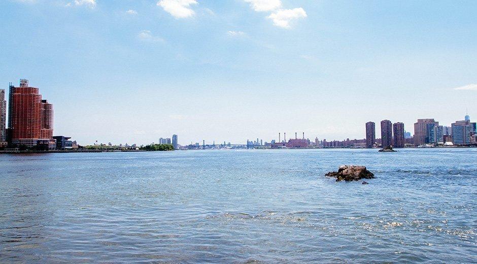 Roosevelt Island New York