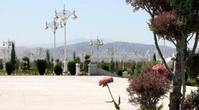 Platz Ashgabat