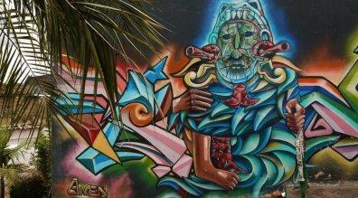 Streetart Bogota La Candelaria