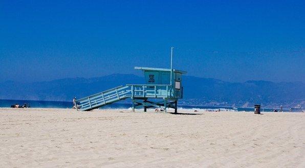 Venice Beach Lifeguard
