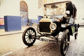 Ford Taxi 1910