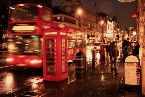 London Telephonbox