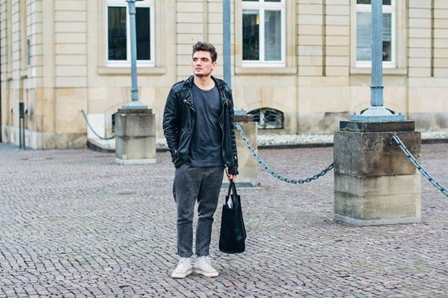 Florian Roser Streetstyle Outfit