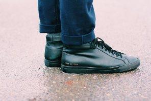 #50shoesofFlo Florian Roser Fashion Project
