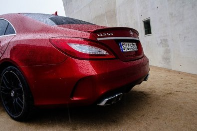 CLS63 AMG S 4 Matic 2015