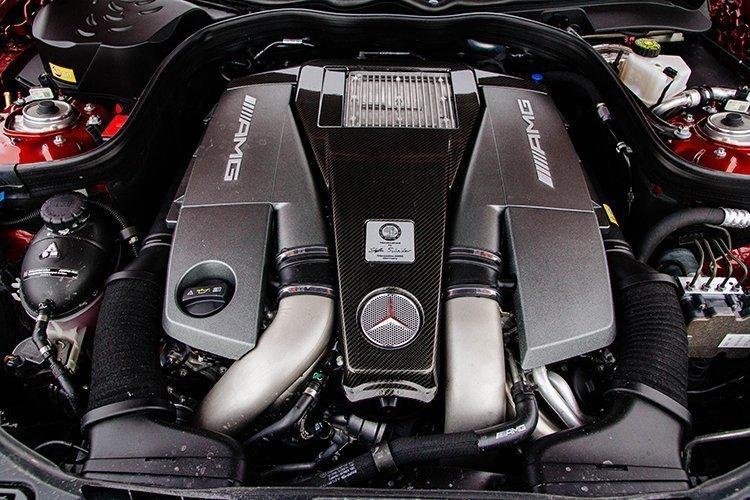 Mercedes-Benz CLS63 AMG S 4 Matic 2015