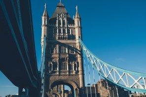 Wochenendtrip London Shoreditch Tower Bridge