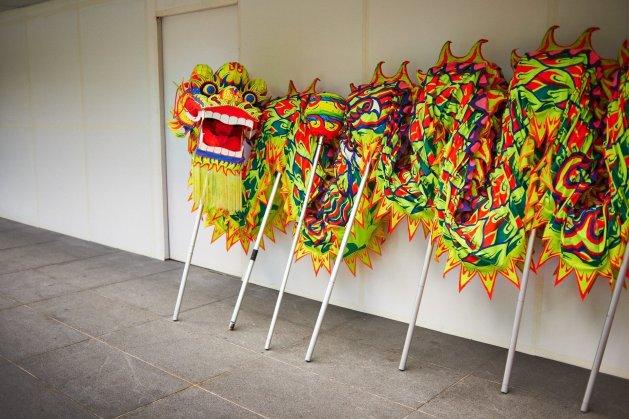 Singapore Chinese New Year