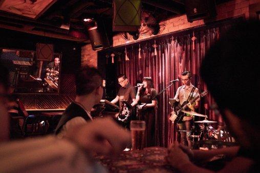Singapore Clarke's Quay Live Music