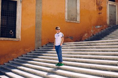 Florian Roser adidas Originals Superstars Supercolor