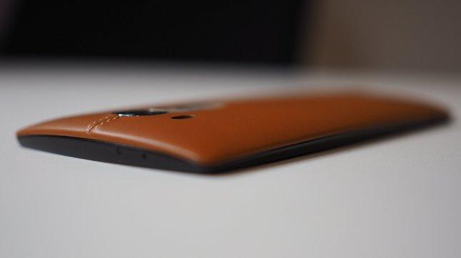 LG G4 flach