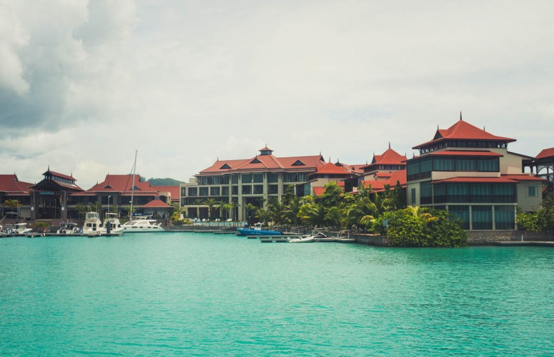 Seychellen Eden Island Marina