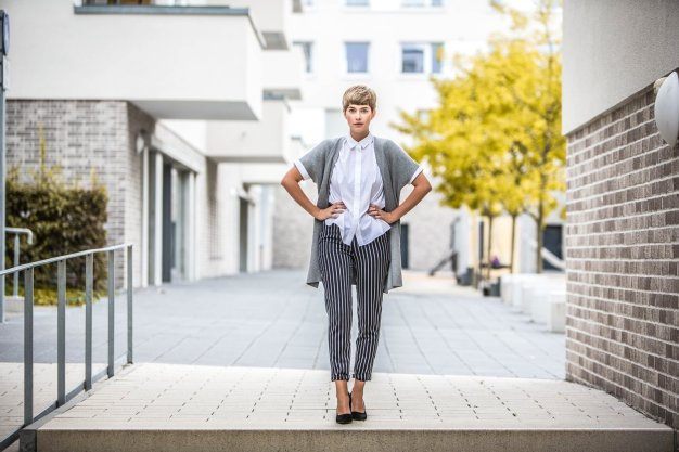 Clean Business Chic Outfit