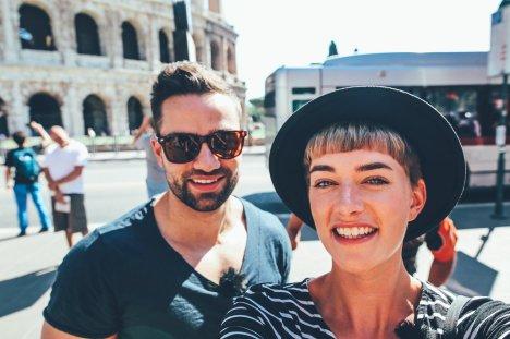 Mia Bühler & Goeerki in Rom