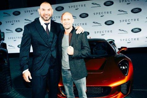 James Bond SPECTRE Schauspieler