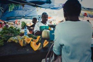 Seychellen Victoria Market