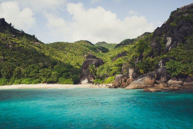 Baie Ternay Seychellen