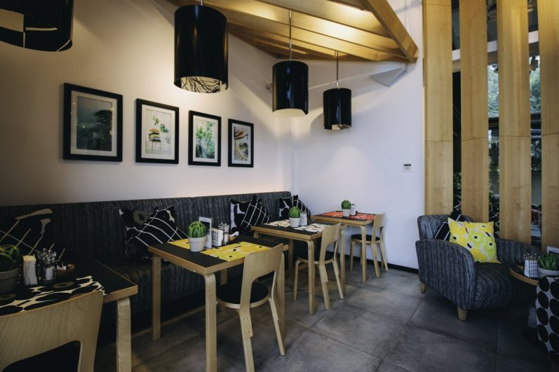 Marimekko Café Dubai