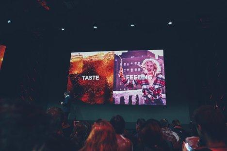 #TasteTheFeeling