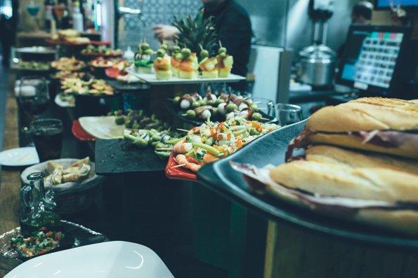 Bilbao Tapas Buffet
