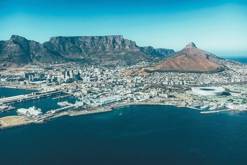 Reiseziele 2017: Kapstadt