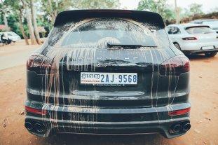 Porsche Adventure Drive