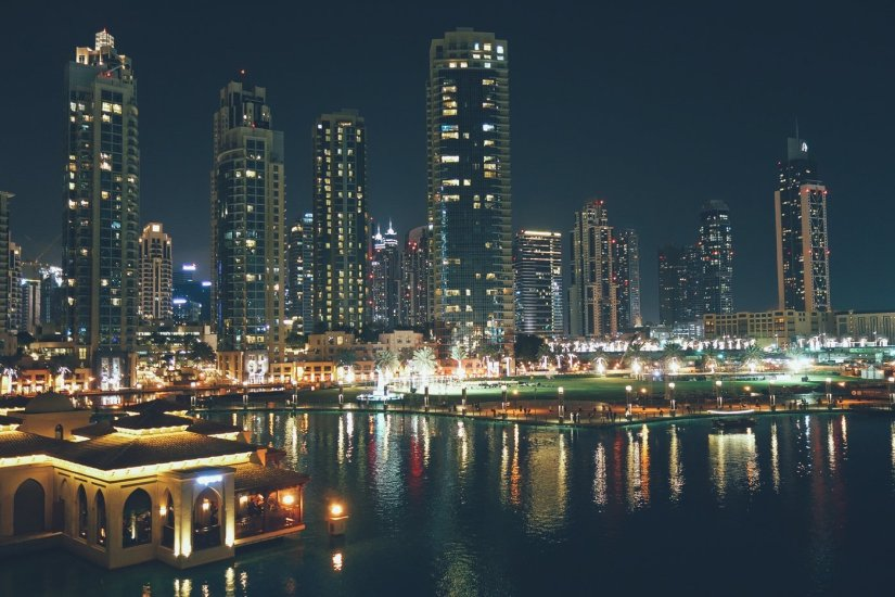 The Fountain Dubai