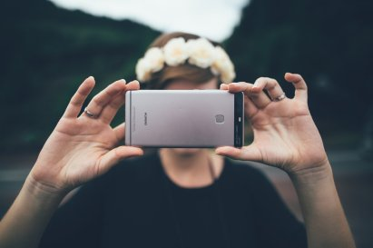 Change your perspective mit dem Huawei P9
