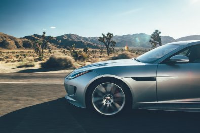 Jaguar F-Type Joshua Tree