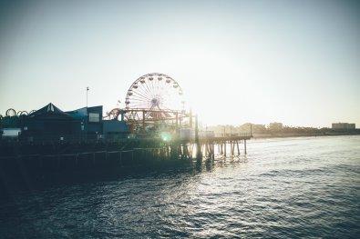 Santa Monica Los Angeles Kalifornien