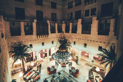 Mövenpick Hotel Petra Wadi Musa