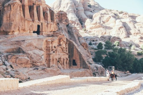 Felsenstadt Petra