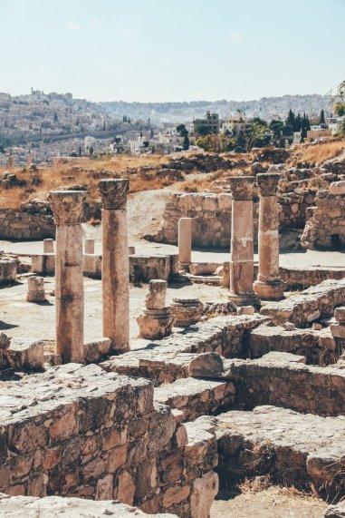 Rundreise durch Jordanien