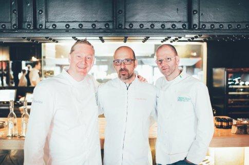 Irish Food Board - diese Herren sorgen für den irischen Gaumenschmaus