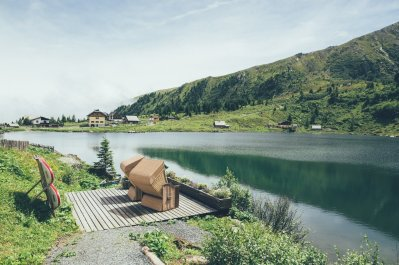 Falkertsee Österreich
