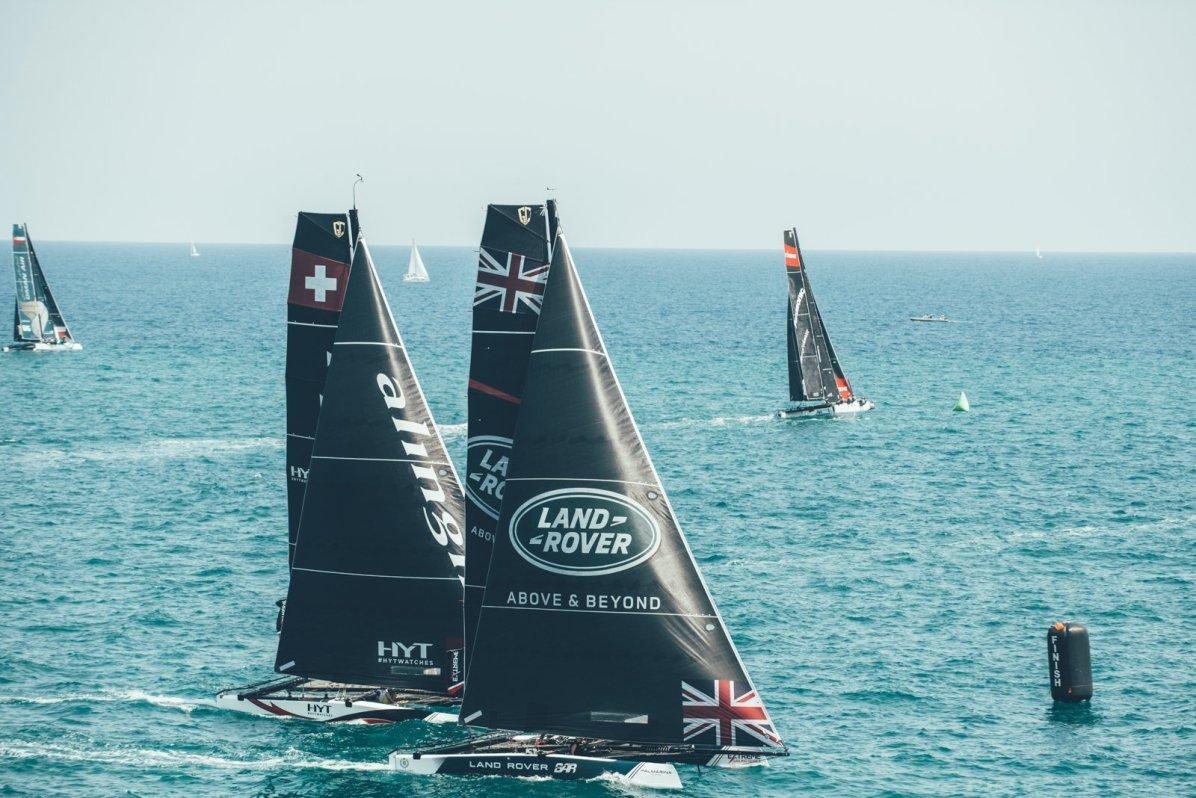 Land Rover Extreme Sailing Barcelona
