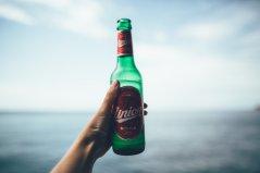 Auf ein Bier in Piran