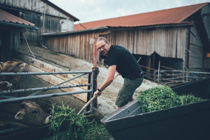 Edeka Bauernhof Demeter Edeka
