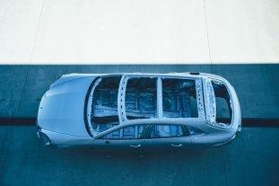 Porsche Panamera Sport Turismo Karosserie