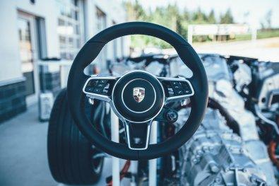 Porsche Panamera Sport Turismo Naked