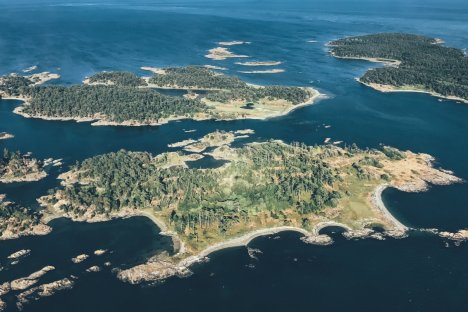Vancouver Island Islands