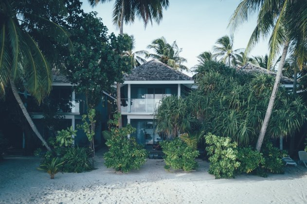 Beachhouse im Kuramathi Island Resort