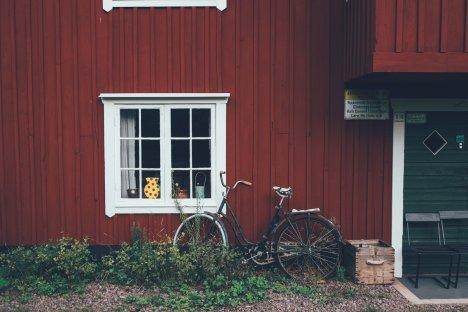 Mortförs, Schweden