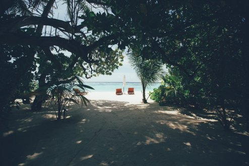 beachvilla Velassaru Maldives