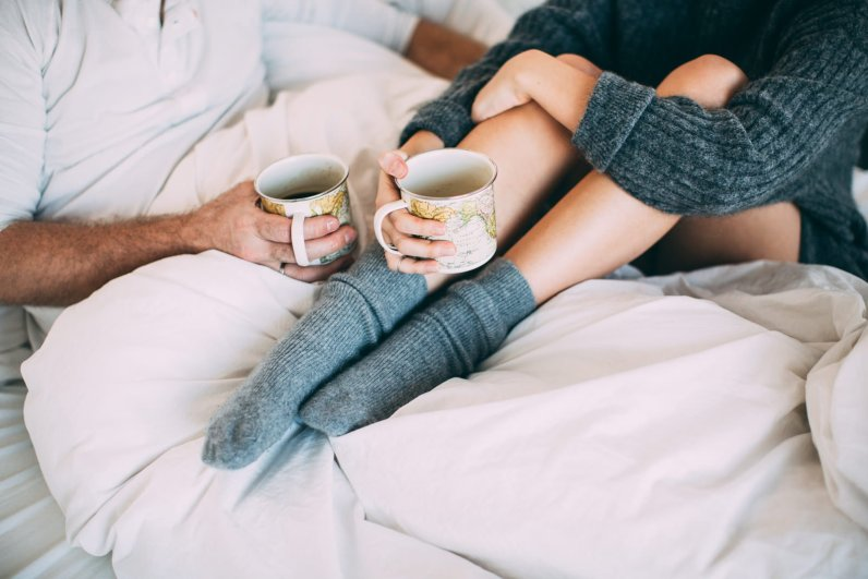 Kaffee just in Time dank Smart Living Gadgets