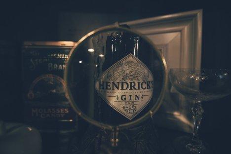 neben bekannten Sorten, birgt das CERVO eine reichliche Auswahl an kleineren Gin Brands