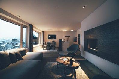 Overlook Lodge Wohn- und Esszimmer