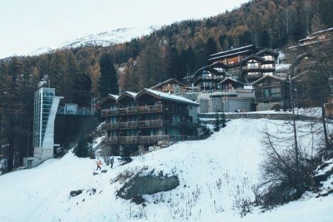 CERVO Spa at Chalet No.5