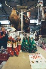 Weihnachtssalami aus Litauen
