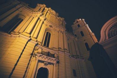 Der Dom von Vilnius
